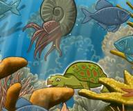 Найди животных Юрского периода