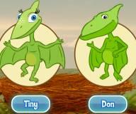 Время игры с динозаврами
