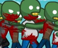 Игры про зомби:Анти-зомби бункер