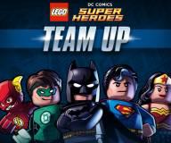 Игры лего:Лего команда супергероев DC