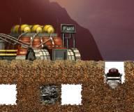 Игры для мальчиков:Шахтер на Марсе