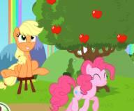 Пони:Испытание Эпплджек