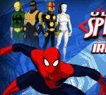 Человек паук:Железный Человек паук