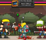 Игры про зомби:Каратель зомби