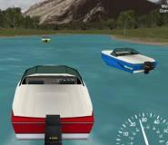 Игры гонки:Рулевой лодки