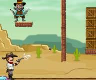 Игры для мальчиков:Подвиги ковбоя