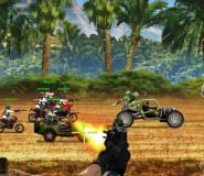 Игры войнушки:Перестрелка в джунглях