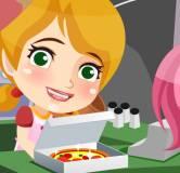 Пицца мамы