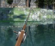 Рыбалка на озере 2