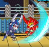 На двоих:Дуэль зверо-роботов 3