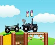 Том и джерри:Том и Джерри на тракторе 2