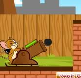 Джерри стреляет в Тома