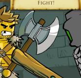 Игры лего:Лего героика Замок Фортаан