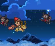 Игры на Новый год:Спасение Северного оленя