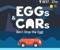 Игры гонки:Яйца и машины