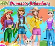 Приключение 4 принцесс