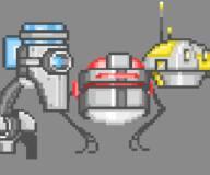 Роботы:Мастерская по ремонту роботов