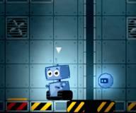 Роботы:Синий робот