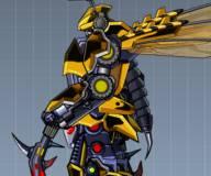Трансформеры:Робот-трансформер Пчела