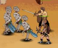 Путь воинов Египта