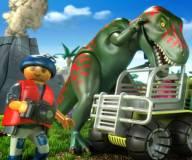 Плеймобил Фотосафари динозавров