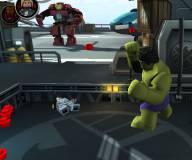 Команда Лего Супергероев Марвел