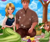 Семейный пикник Анны