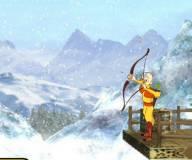 Аватар игры:Аанг стреляет из лука