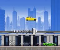 Прыгающее такси