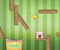 Свинка и конфеты