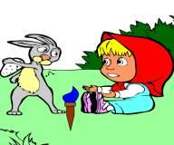 Маша и заяц