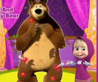 Маша и грязный Медведь