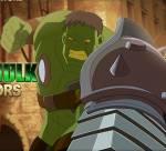 Халк:Халк против гладиаторов 2