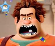 Ральф у дантиста