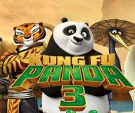 кунг-фу панда:Кунг-фу панда 3 Найди 6 отличий