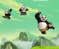 кунг-фу панда:Кунг-фу панда 3 Тренировка