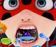 Лдеи Баг лечит зубы
