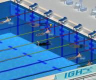 Профессиональные пловцы