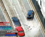 Игры гонки:Авария на дороге