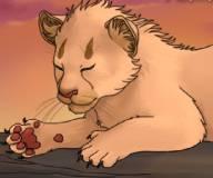Создай своего кота или льва