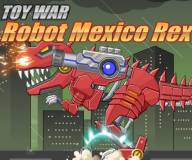 Война игрушек Мексиканский Ти-Рекс