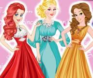 Принцессы Дисней модные звезды