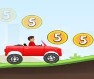 Игры гонки:Hill Climb Racing