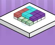Мастер изометрических блоков