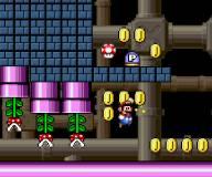 Игры Марио:Мир супер Марио 3