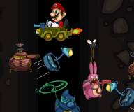 Супер Марио танк