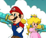 На двоих:Марио мушкетеры