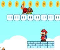 Марио в облаках
