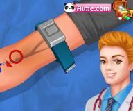 Симулятор госпитальной хирургии Операция на аппендиит