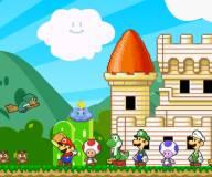 Супер Марио защита